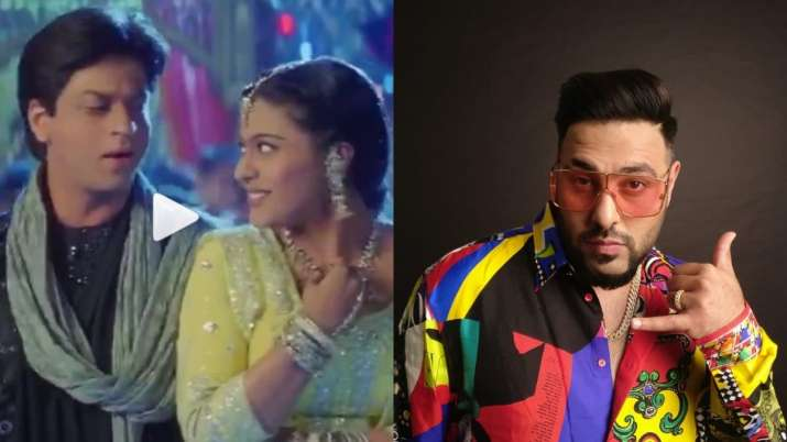 Badshah gets Shah Rukh Khan and Kajol to dance on his latest song Pagal