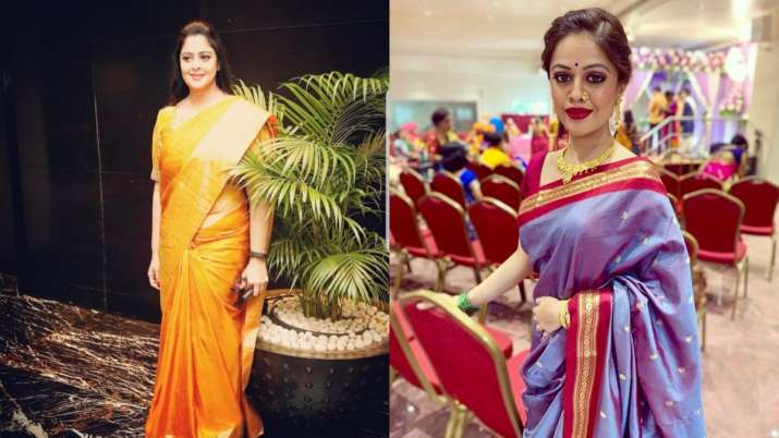 Women take over the internet with their gorgeous pictures for #SareeTwitter trend, check out
