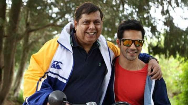 Varun Dhawan shares father David Dhawan's video talking about his films in good old days
