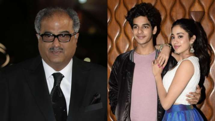 Has Boney Kapoor said yes to Janhvi Kapoor and Ishaan Khatter's relationship?