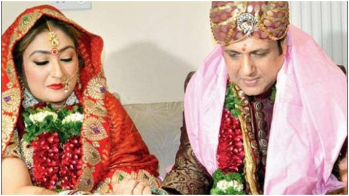 Govinda remarried wife Sunita at the age of 49, actor