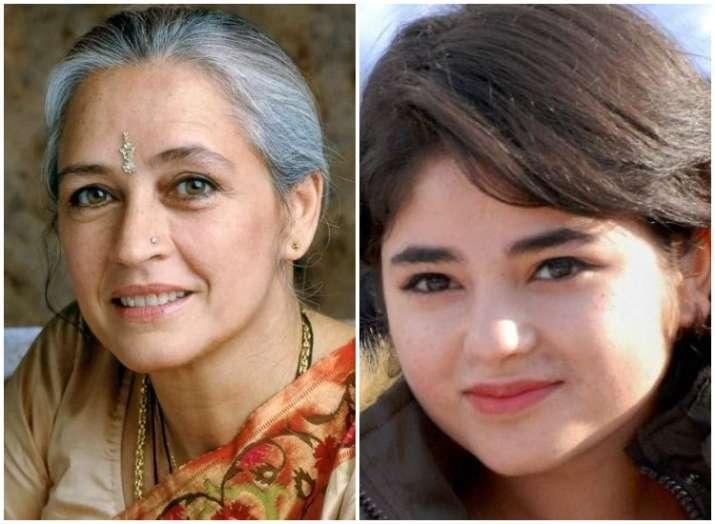 I just felt for young actor Zaira Wasim: Vetaran actress