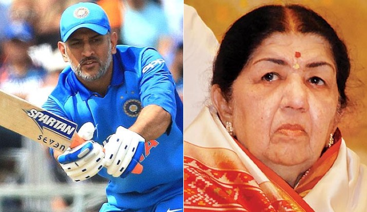 India needs you: Lata Mangeshkar requests MS Dhoni not to retire from cricket