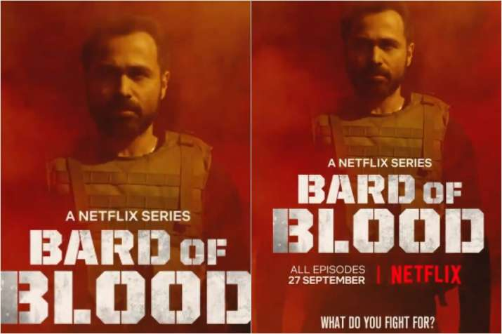 Shah Rukh Khan production Bard of Blood starring Emraan