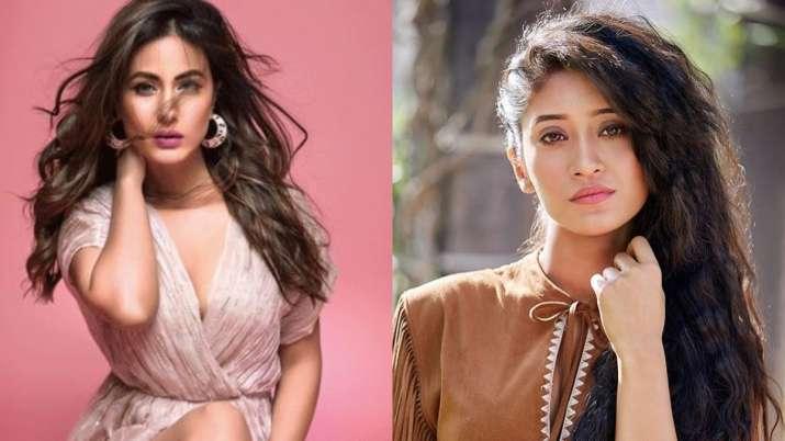 Latest Tv News and Hina Khan gets upset over comparisons with Yeh Rishta Kya Kehlata