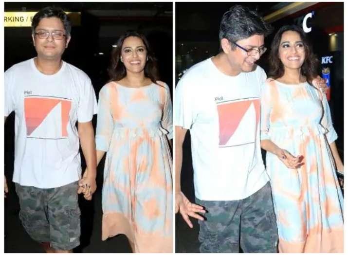 India Tv - Swara Bhasker and Himanshu Sharma