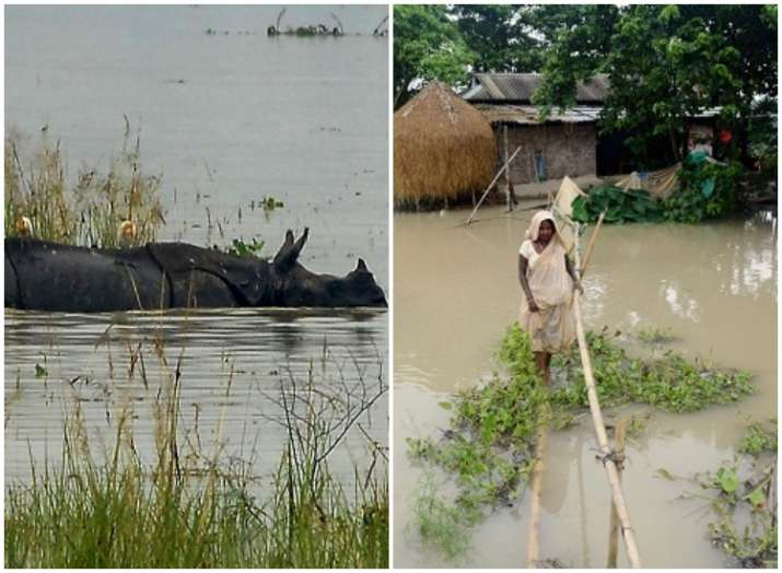 Assam floods: PM Modi takes stock as ground situation