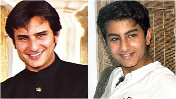 Saif Ali Khan hints at son Ibrahim's Bollywood debut: He's