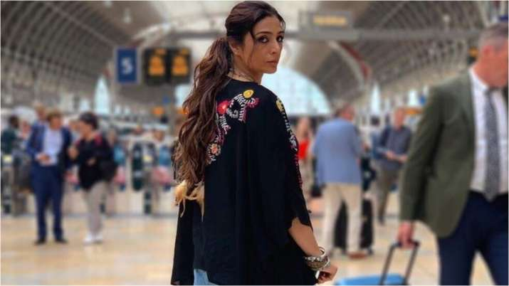 Tabu's first look from Jawaani Janemaan starring Saif Ali Khan takes over the internet