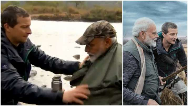 PM Modi trending news: PM Modi to feature in in adventure Discovery show Man Vs Wild with Bear Gryll