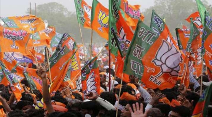 Ahead of Tripura panchayat polls, BJP wins 83% of total