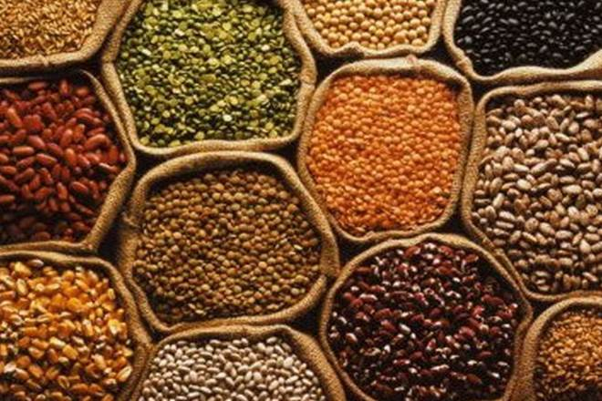 Wholesale prices of pulses