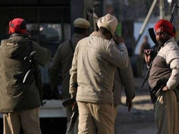 Punjab man arrested on charges of spying for Pakistan-based