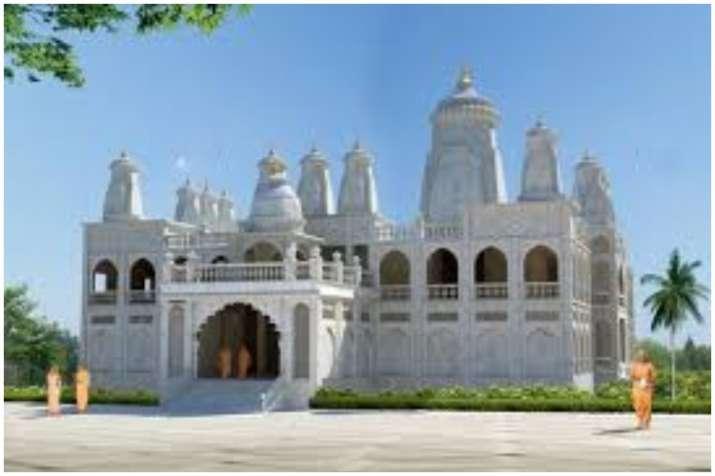 India Tv - ISKON temple, Mayapur