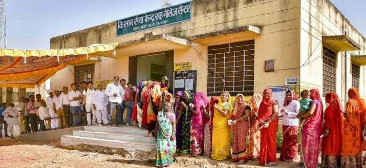 Cashless Rajasthan village