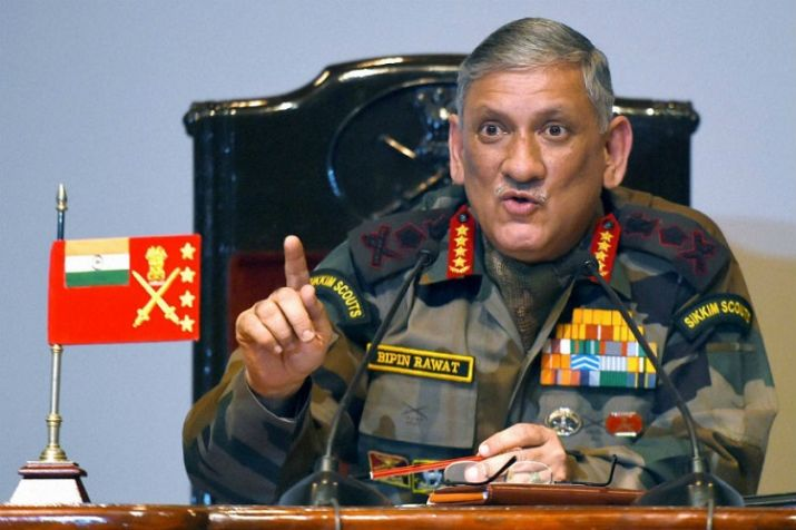 Future wars would be more violent, unpredictable: Army Chief