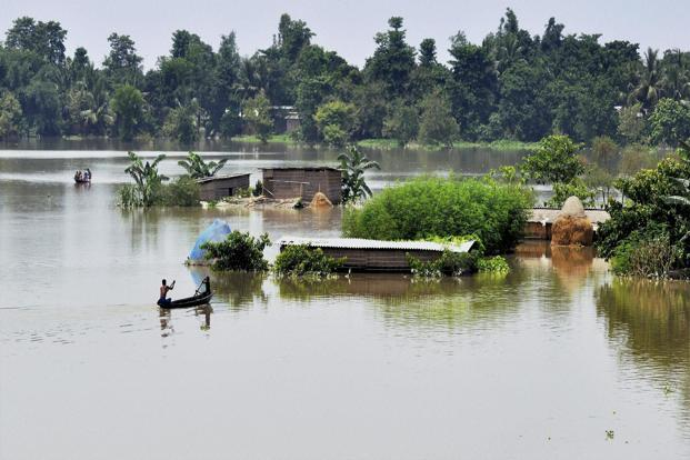 Assam flood situation worsens: 8.7 lakh people affected,