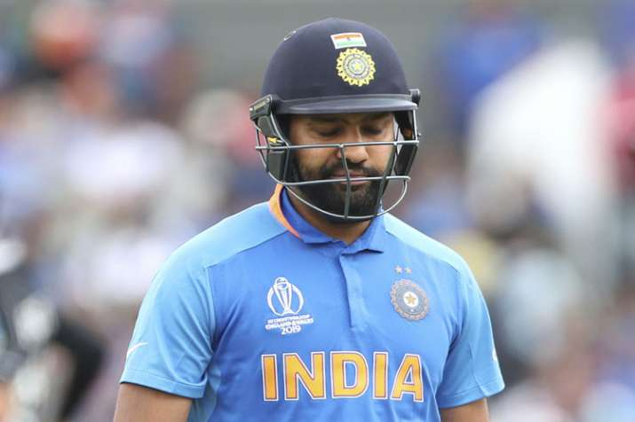 India Tv - Rohit Sharma scored just 1 run in the final after a sensational 2019 World Cup
