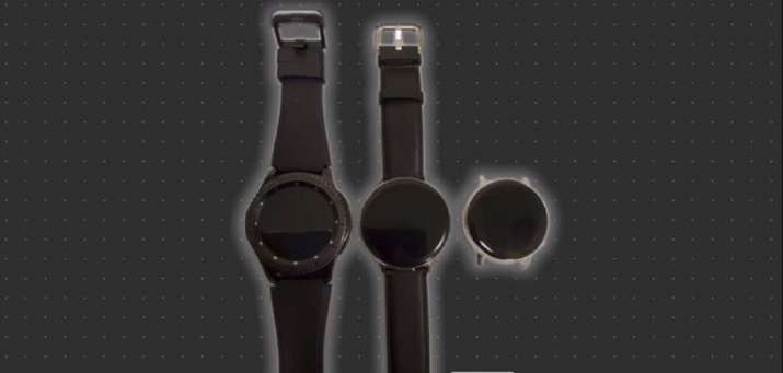 Samsung Galaxy Watch Active 2 with 4G LTE, AMOLED display and leather straps surfaced online