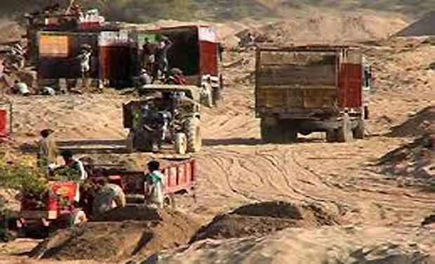 CBI raids Uttar Pradesh IAS officer for illegal sand