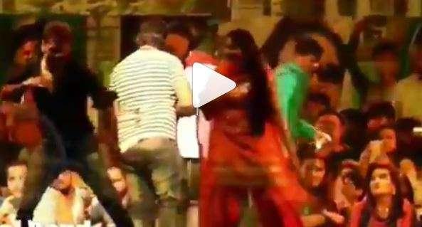 When Sapna Choudhary and Khesari Lal Yadav set the stage on