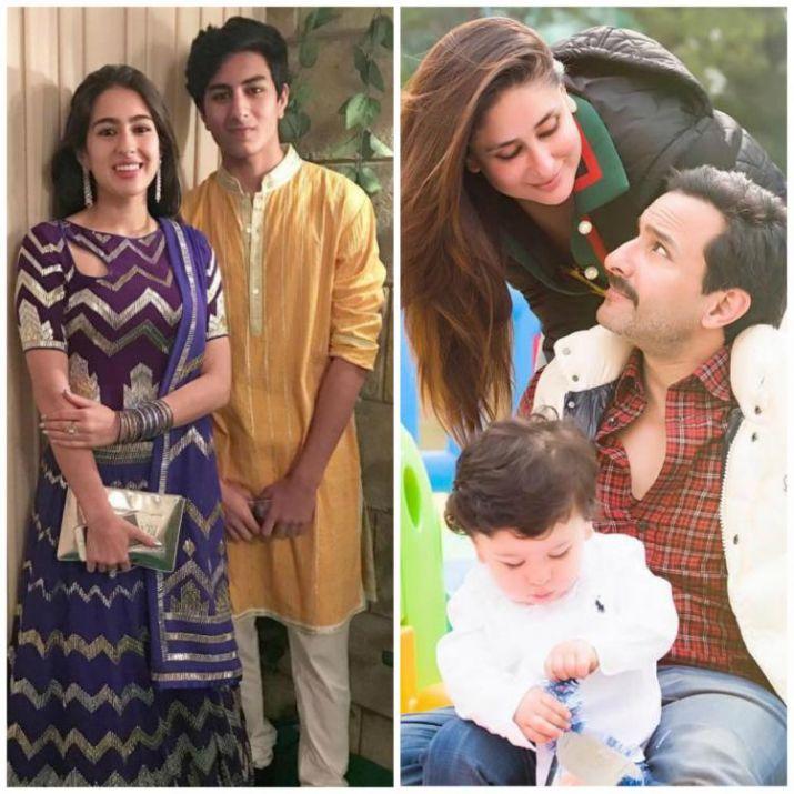 India Tv - Saif on son Ibrahim Ali Khan