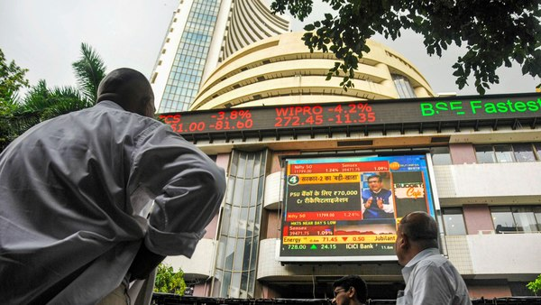 Sensex plunges over 400 points
