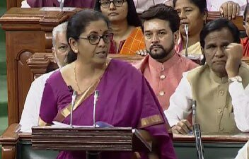 Nirmala Sitharaman was, on May 31, allocated the Ministry
