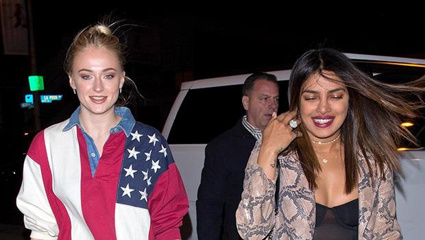 Priyanka Chopra is proud sister-in-law as Sophie Turner
