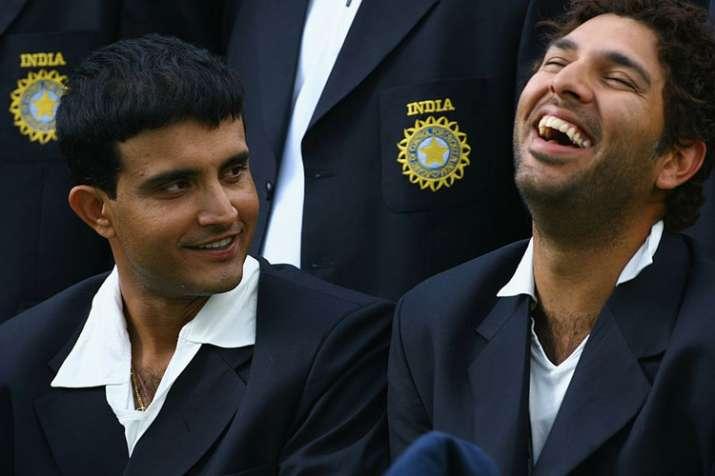 Brian Lara ask Sourav Ganguly 'what's Dadagiri', Yuvraj