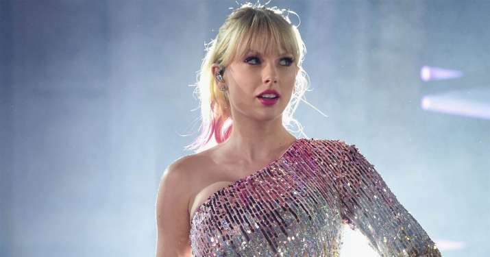 India Tv - Taylor Swift