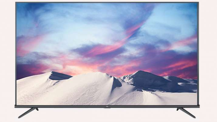 TCL launches 4K AI Android 9 Smart TV in India