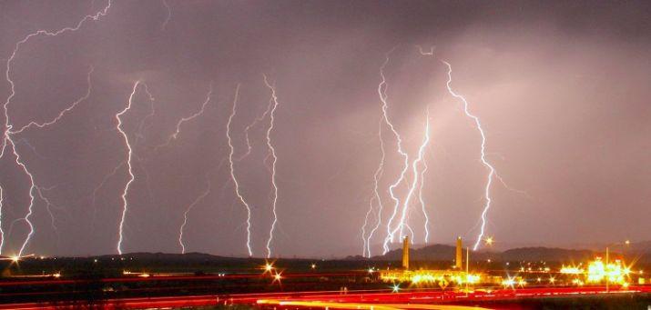 9 killed in lightning strikes in UP