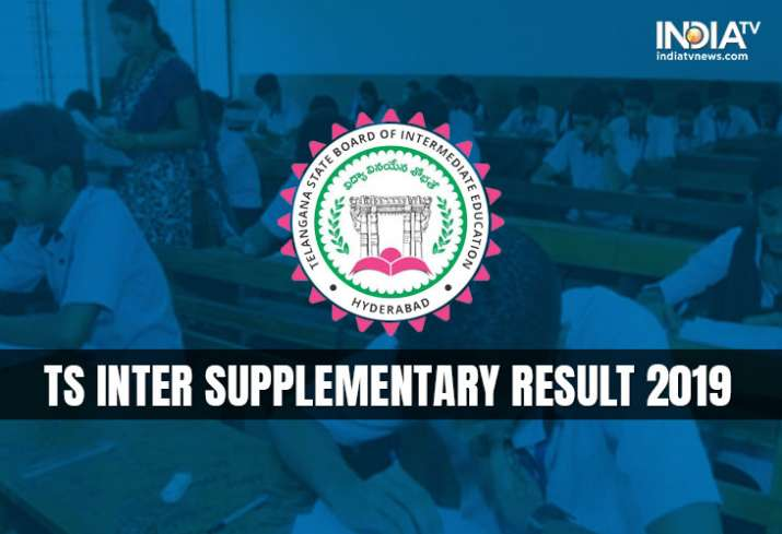 TS Inter Supply Result 2019 Live Updates
