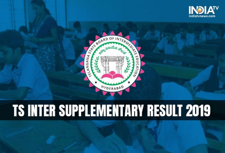 TS Inter 1st Year Supplementary Results 2019
