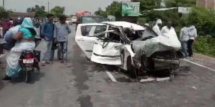 Unnao rape case: Survivor who accused BJP MLA hit by truck,