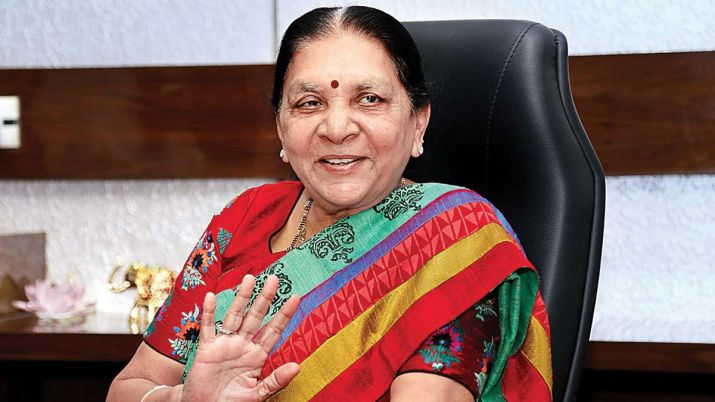 UP governor Anandiben Patel given additional charge of Madhya Pradesh