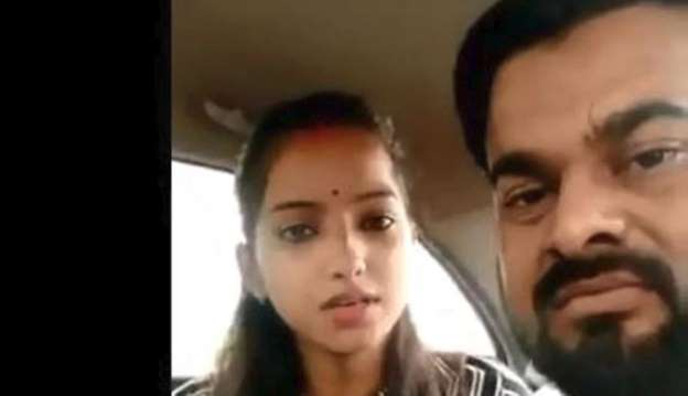 'Apna soch badlo', says UP MLA's daughter as she fears honour killing after marrying Dalit