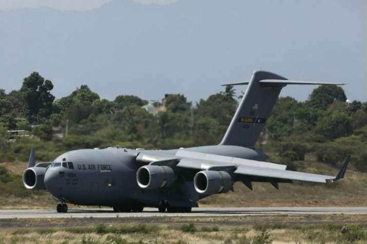 India's C-17 transport plane