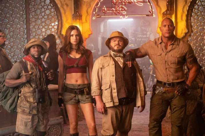 Jumanji: The next level to be released this Christmas