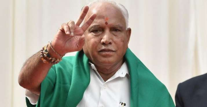 What's in a name, you would ask now. A lot, Yediyurappa