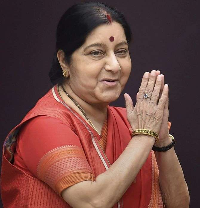 Swaraj died late Tuesday night at AIIMS after suffering a cardiac attack, doctors said.