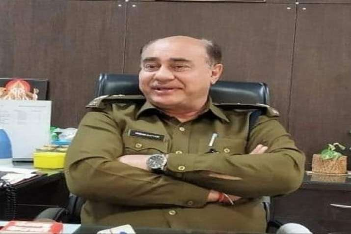 SHO held in Faridabad DCP suicide case