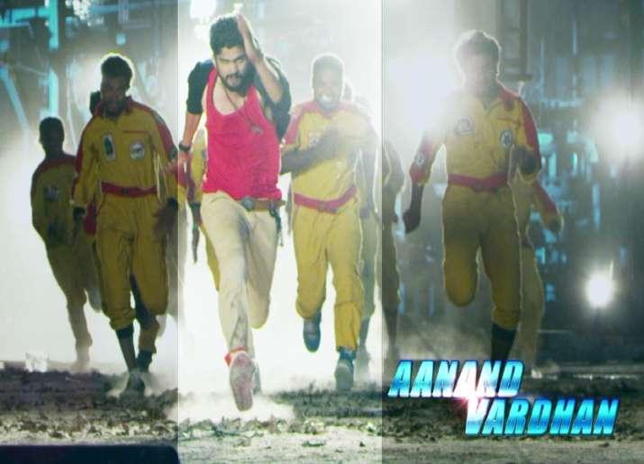 India Tv - Amitabh Bachchan's grandson Ananda Vardhan in Sooryavansham