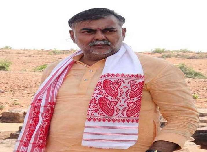 Prahlad Singh Patel, Minister of State (Independent