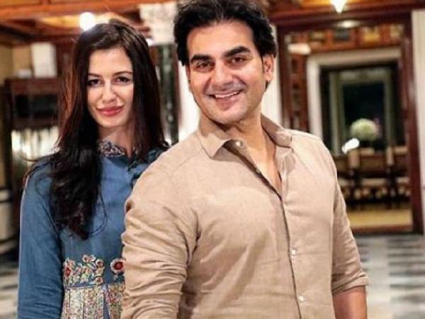 India Tv - Arbaaz and Georgia