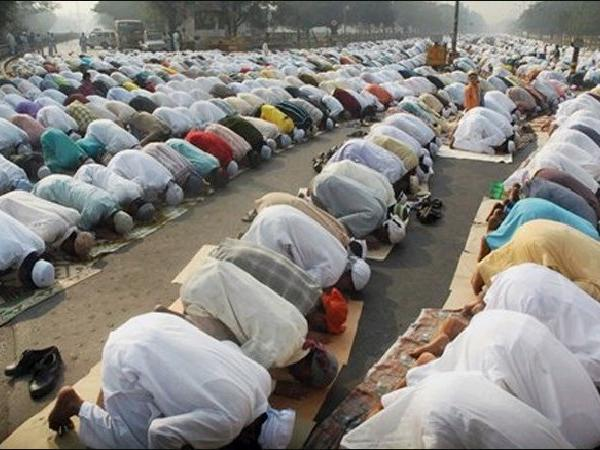 Muslims decide not to offer namaz on road in Ranchi (Representational Image)