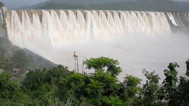 Image result for sardar sarovar dam