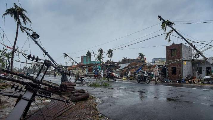 Cyclone Fani caused Rs 24,176 crore damage in Odisha