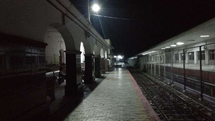 IN PICS: Attari Railway Station wears deserted look after